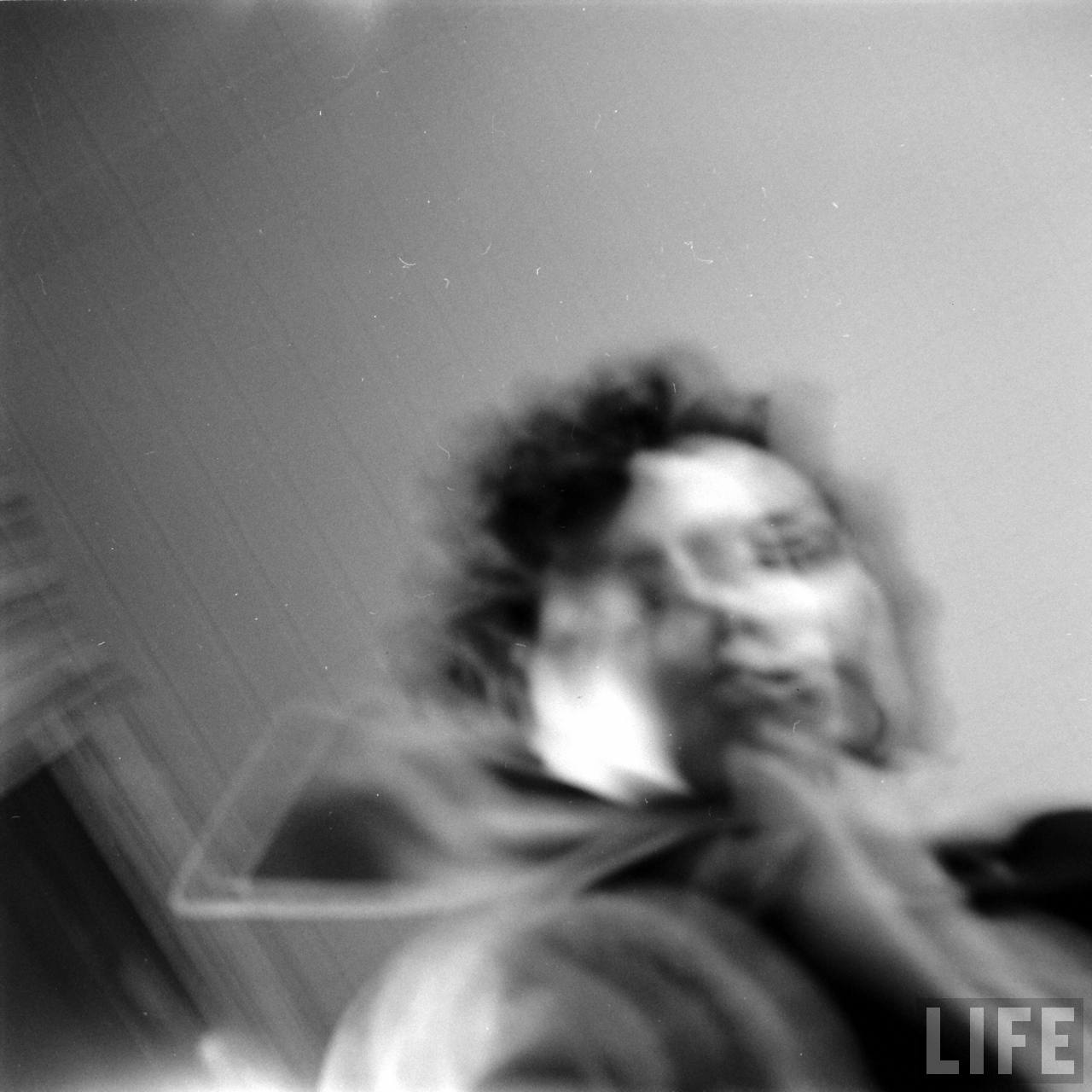 Lisa Larsen Obscured Photo